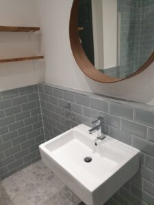 bathroom fitted newton mearns