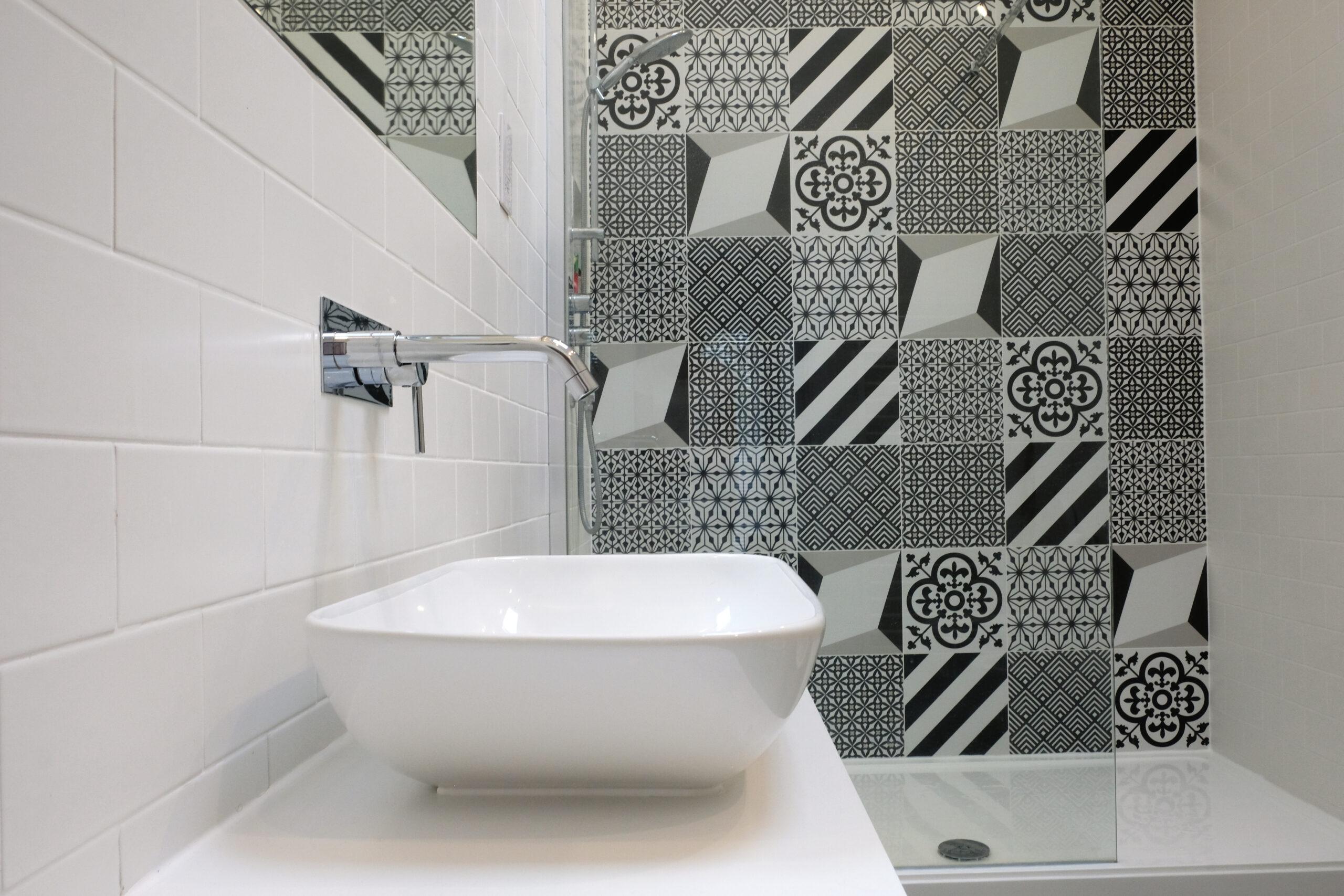 sink pattern tiles
