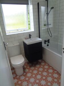 bathroom glasgow